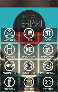 Festival Teriaki - screenshot