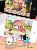 Screenshot of Mascotas Virtuales