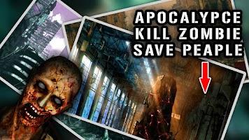 Screenshot of Find Zombie Apocalypse