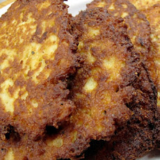 Potato Pancakes - Latkes