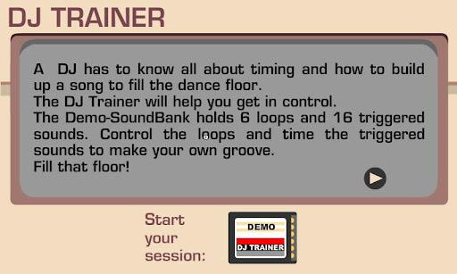 DJ Trainer