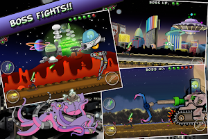 Screenshot of Don't Run With a Plasma Sword