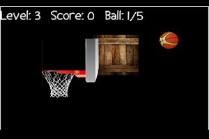 Screenshot of Basketball - Tablet