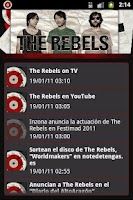 Screenshot of The Rebels