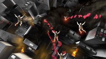 Screenshot of Godzilla: Strike Zone