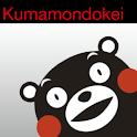 KUMAMON clock icon