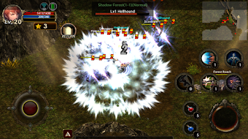 Screenshot of Akasha