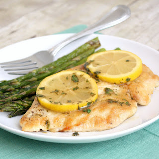Lemon Chicken Dinner For Two Recipes