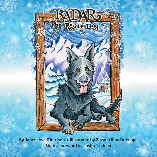 Radar the Rescue Dog cover