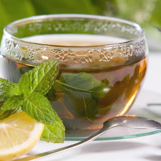Detoxifying Mint Tea