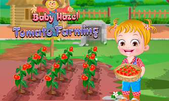 Screenshot of Baby Hazel Gardening Games