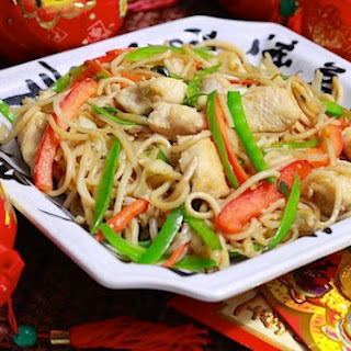 Chicken Long Noodle Recipes