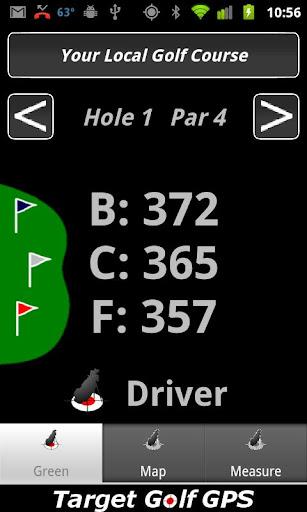 Target Golf GPS