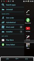 Screenshot of XPERIA™ Theme  Fresh Car Smell