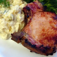 Bavarian Baked Pork Chops