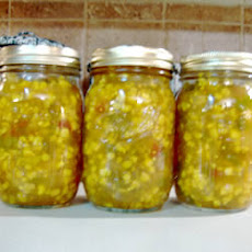 Old-Fashioned Corn Relish