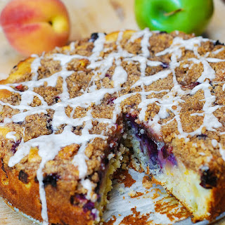 Apple Blueberry Cake Recipes