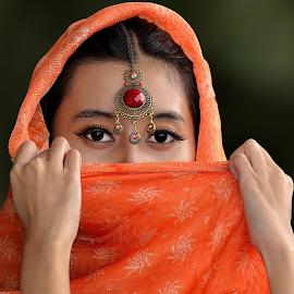 by Aloysius Bayu Rendra Wardhana - People Portraits of Women
