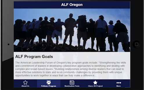ALF Oregon - screenshot