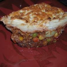 English Cottage Pie