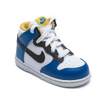 Nike Dunk High Toddler TRAINER