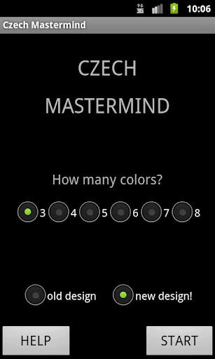 Czech Mastermind