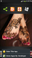 Screenshot of Top Mehandi Designs
