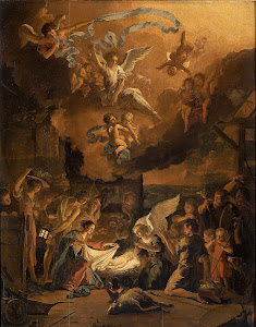 RIJKS: Abraham Daniëlsz. Hondius: painting 1663
