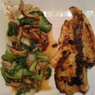 Pan-Fried Trout Fillets