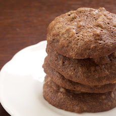 Chocolate-Pecan Brownie Cookies