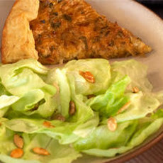 Butter Lettuce and Pumpkin Seed Salad Recipe