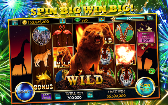 Slots™ Wolf FREE Slot Machines APK screenshot thumbnail 9