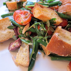 French in a Flash: Niçoise Panzanella Bread Salad