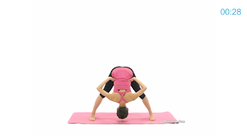 Screenshot of Yoga for Runners