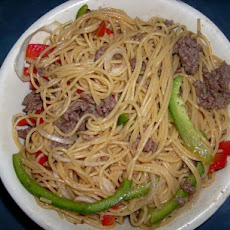 La Choy Asian Beef Noodle Salad