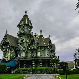 Carson Victorian Mansion by Jeanne Knoch - Buildings & Architecture Homes (  )