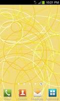 Screenshot of Pretty Circles Live Wallpaper