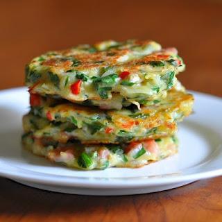 Asian Potato Pancakes Recipes