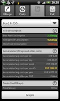 Screenshot of FuelLogPro License Key