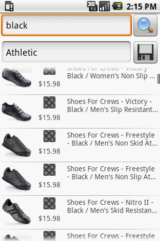 附件和鞋類