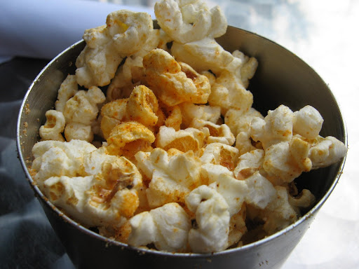 BBQ Dusted Popcorn (complimentary)