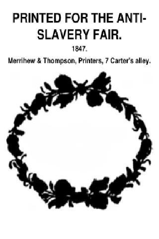 反奴隷アルファベット