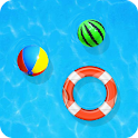 POOL 3D Ripples Summer Live icon