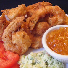 Paula Deen's Coconut Shrimp With Orange Marmalade Dipping Sauce