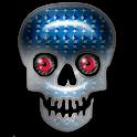 Verrückter Schädel icon