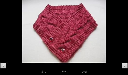 Knitting Patterns Database Apk : App How to Knitting New Pattern APK for Windows Phone Android games and apps