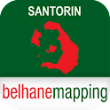 BeMap Santorini icon