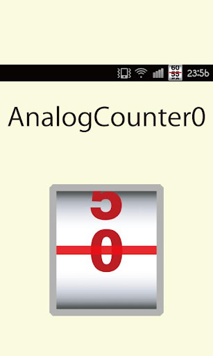 玩個人化App|Battery Changer AnalogCounter0免費|APP試玩