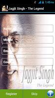 Screenshot of Jagjit Singh The Legend