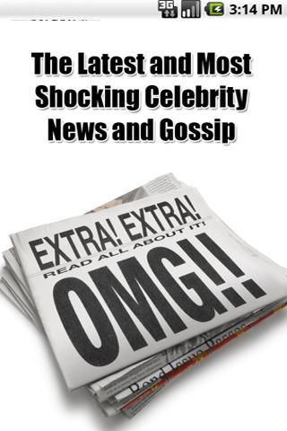 OMG Celebrity Gossip